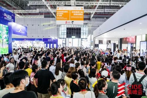 顺联动力携朵杞一同亮相中国(上海)国际美博会